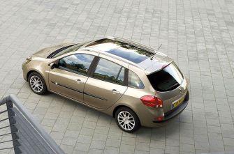 Автосалон Франкфурт-2007 Renault Clio SW