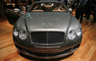 Автосалон во Франкфурте 2007: Bentley Continental GT Speed