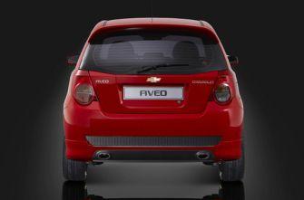 Автосалон Франкфурт Chevrolet Aveo