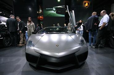 Франкфуртский автосалон 2007: Lamborghini Reventon