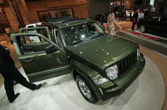 Автосалон Франкфурт 2007: Jeep Cherokee