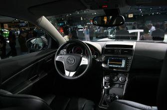 Франкфуртский автосалон 2007: Mazda6