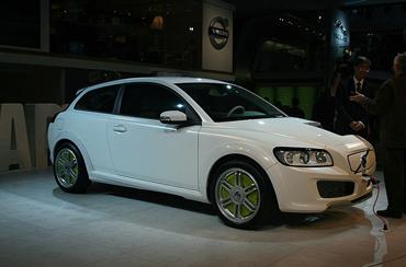 Франкфуртский автосалон 2007: Volvo ReCharge Concept