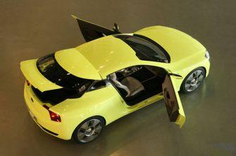 Автосалон во Франкфурте 2007: Kee Sports Coupe Concept