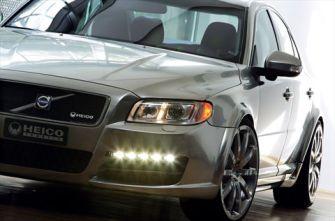Volvo S80 High Performance SEMA Лас-Вегас выставка