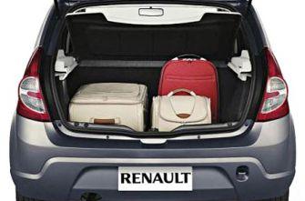Renault Sandero – недорогой хэтчбэк на базе Dacia Logan