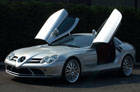 Тюнинг Mercedes-McLaren SLR