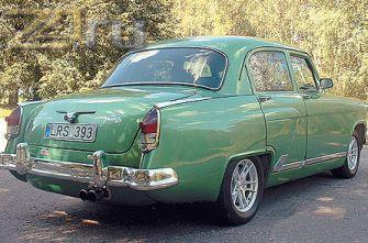 Тюнинг Volga ГАЗ 21