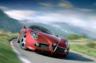 Alfa Romeo купе 8C Competizione