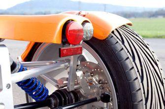Квадроцикл GG-Quadster