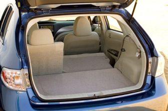 Новая спортивная модель Subaru Impreza