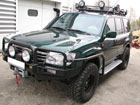 Тюнинг TOYOTA Land Cruiser VX100