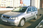 Opel Astra: машина-зверь