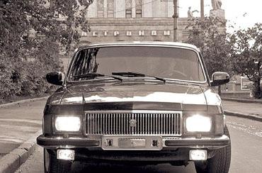 Тюнинг Волга ГАЗ-31013