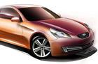 Новое корейское заднеприводное купе Hyundai Coupe
