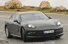 Купе Porsche Panamera на новой платформе Porsche/VW