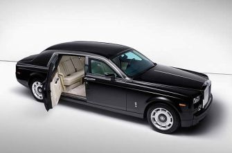 Rolls-Royce Phantom 2008