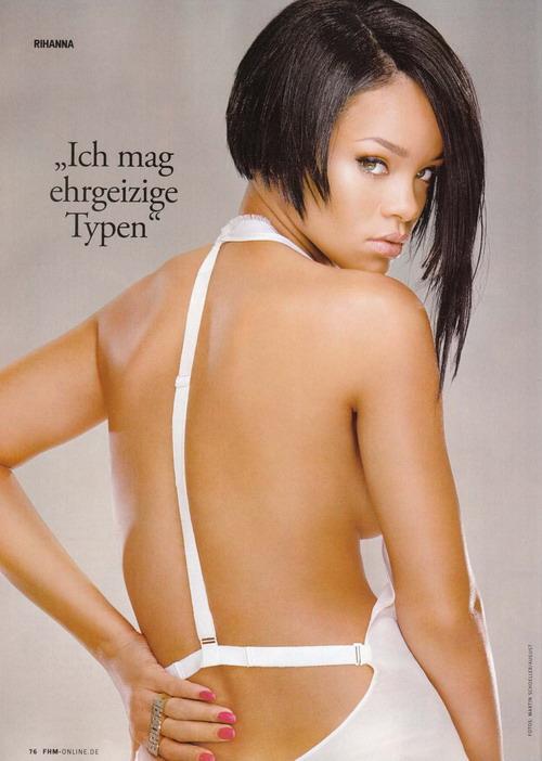 glamour FHM Magazine