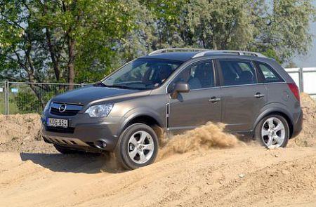 Opel Antara / Опель Антара