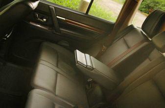 Mitsubishi Pajero тест-драйв