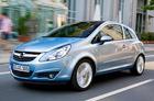 Новая Opel Corsa тест-драйв
