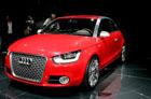 Audi A1 в Токио