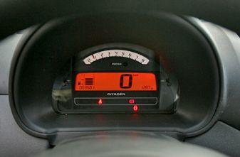 Тест-драйв: Citroen C2