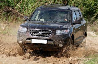 Тест-драйв Hyundai Santa Fe: переходный возраст