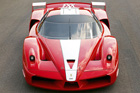Суперкар Ferrari тестирует сам Шумахер