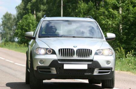 Тест-драйв: BMW X5