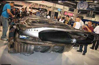 Alpine BMW 6 Sinister