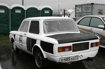 Тюнинг ЗАЗ 968М. Стритрейсинг