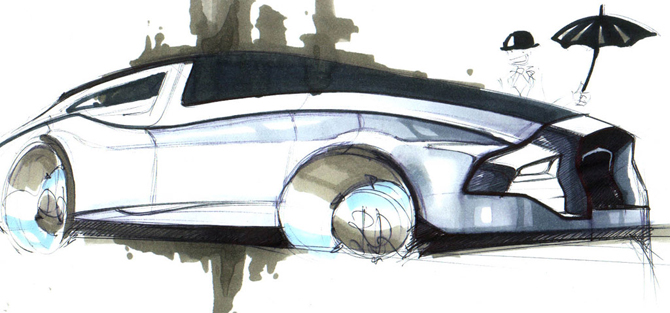 Rolls-Royce Dyagilev