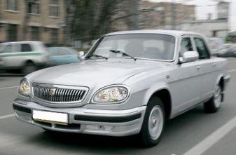 Тест: ГАЗ-31105 И ГАЗ-3102. Два берега