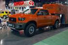 Toyota на тюнинг-шоу в Лас-Вегасе