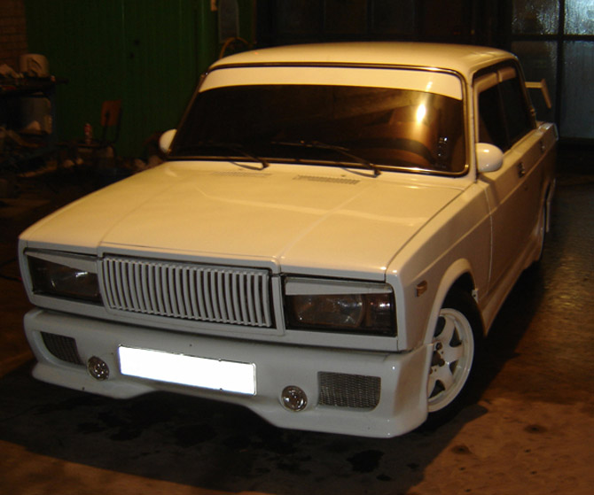 Тюнинг ВАЗ-2107. Исключение