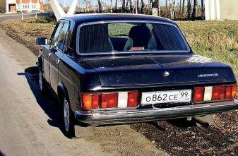 Тест-драйв ГАЗ 31105, 3102, 310221