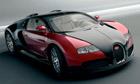 Bugatti Veyron: Москва покорена