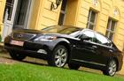 Lexus LS 600h тест-драйв