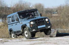 Тест-драйв: УАЗ 3151, УАЗ 3160 Симбир