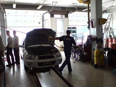 Путешествие-перегон из Владивостока в Красноярск на Subaru Impreza и Mazda Familia