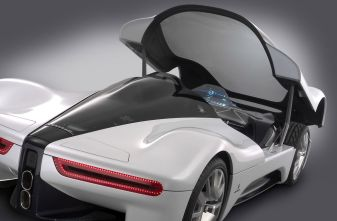 Pininfarina: Maserati Birdcade 75