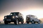 Land Rover внедорожник года