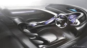 Концепт Honda CR-Z