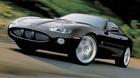 Спортивное купе Jaguar XK8