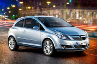 Новая Opel тCorsa тест-драйв