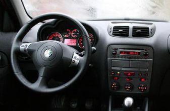 Тест-драйв Alfa Romeo 147