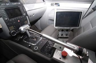 Volkswagen Touareg Stanley - Путешествие без водителя