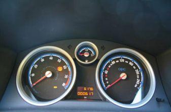 Opel Zafira OPC тест-драйв