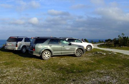 Тест-драйв: Cadillac SRX